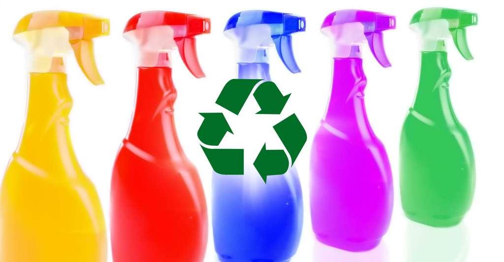 Logo de recyclage. © PublicDomainPictures, CCO