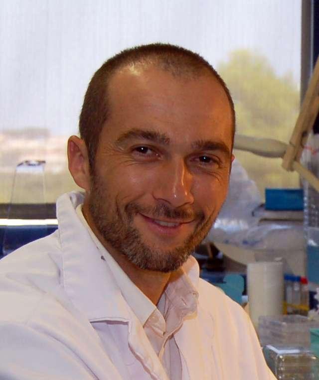 Nicolas Blondeau est neurophysiologiste et spécialiste des effets des acides gras oméga-3 sur les AVC. Ses travaux ont été publiés dans les revues les plus prestigieuses. © John Pusceddu