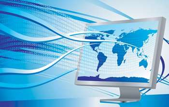 Le réseau Internet : un nouveau champ d'action pour les James Bond du XXIe siècle. © DR