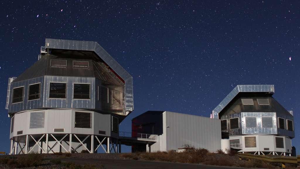 Les télescopes de Magellan