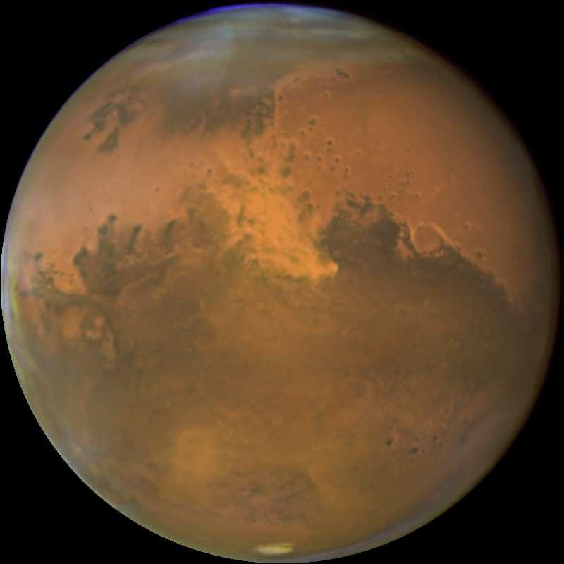 Tempête du Mars !