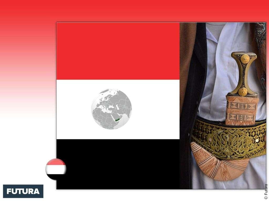 Drapeau : Yémen