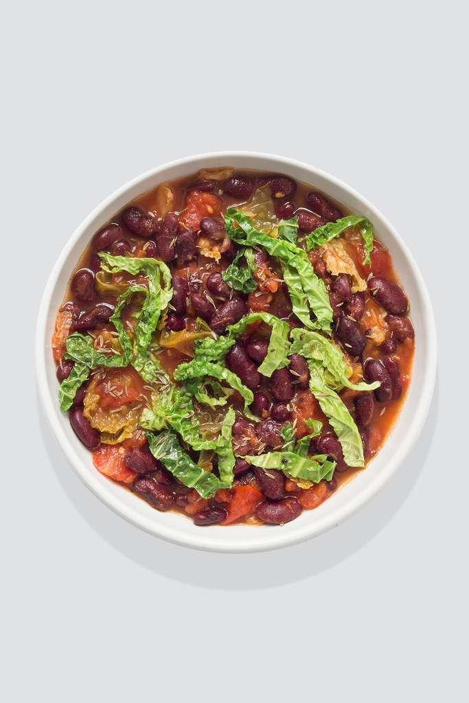Chili veggie © Èmilie Laraison