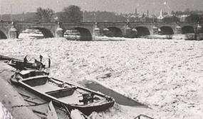 En Anjou, en temps de disette. Les mauvaises récoltes de seigle ont déclanché des émeutes. © DR