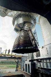 Le moteur Vulcain - source : E.A.D.S.
