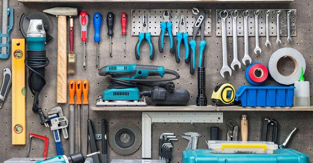 Mieux vaut bien choisir son outillage électroportatif. © Donatas1205, Shutterstock