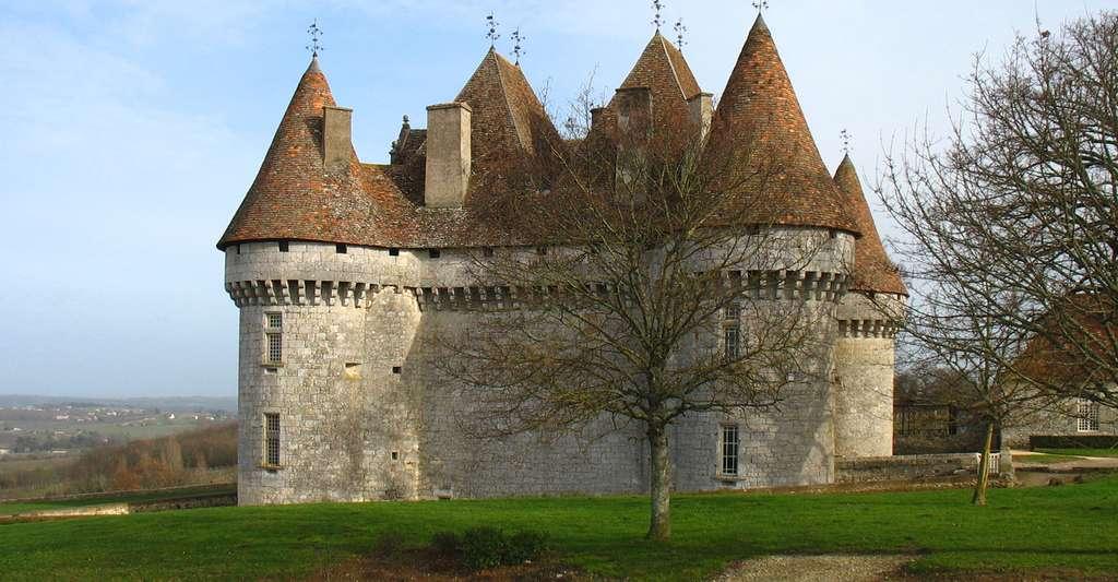 Le château de Monbazillac (Dordogne) France. © Monster1000, Wikimedia, CC by-sa 3.0