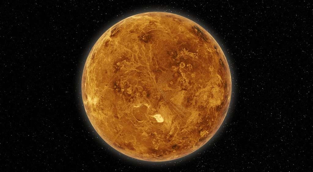 Si la température moyenne de la surface de la Terre atteignait les 26,85 °C, notre planète pourrait se voir transformer en sœur jumelle de Vénus. © pe3check, Fotolia