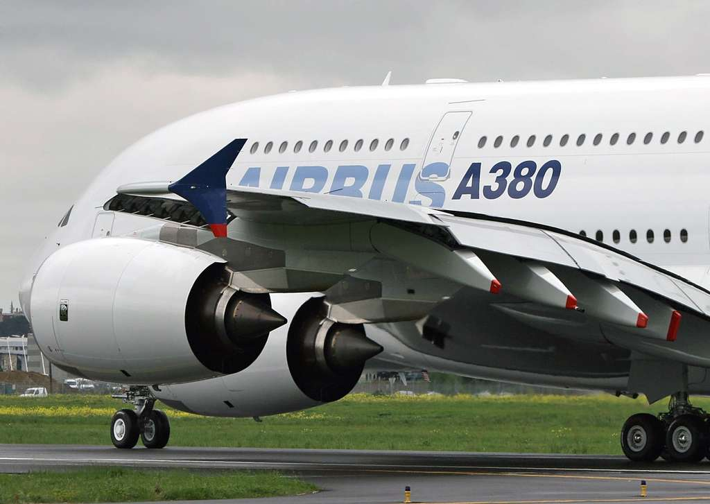 Airbus A380 : tests avant premier vol