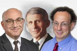 Deux éditeurs du prestigieux journal ont discuté avec Anthony Fauci. © New England Journal of Medicine
