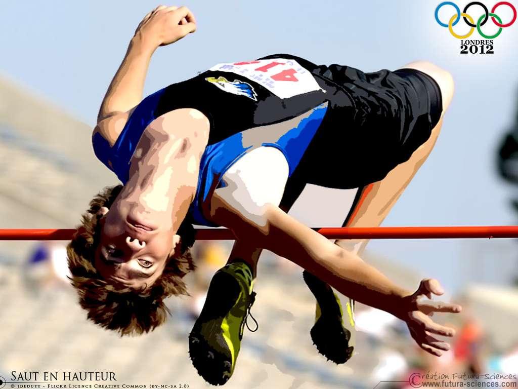Jeux Olympiques : Saut en hauteur