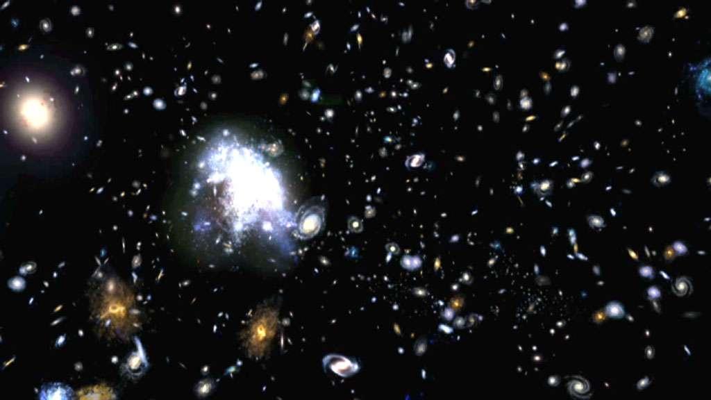 Qu'est-ce que l'univers ?