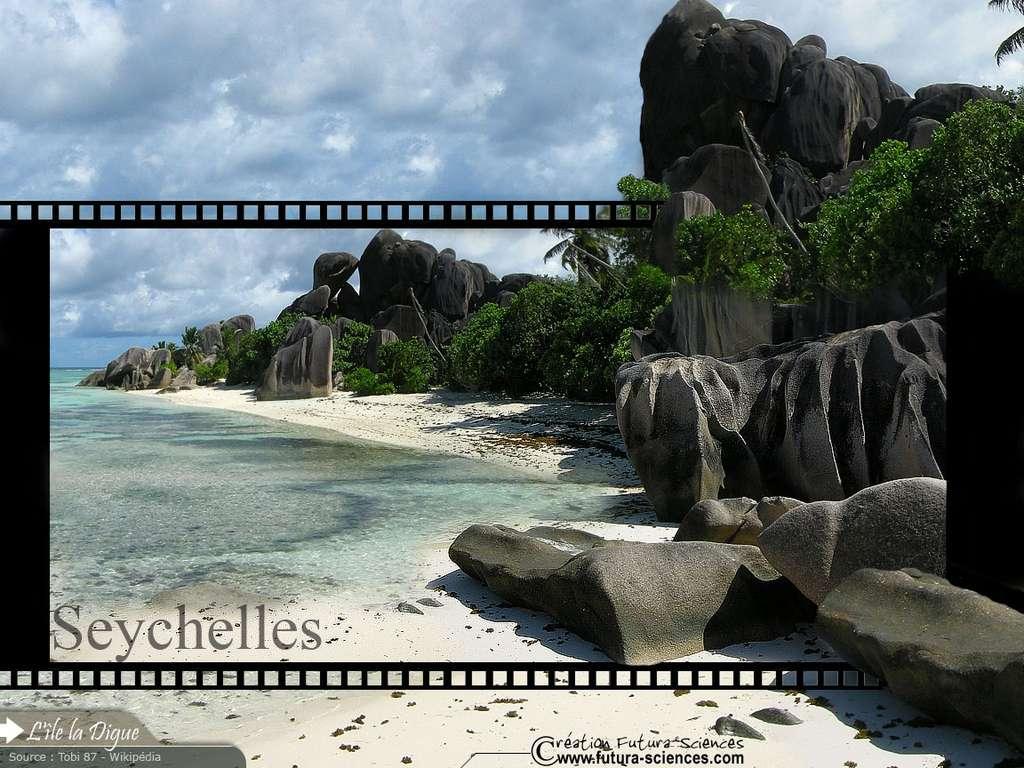 Seychelles Ile de la Digue