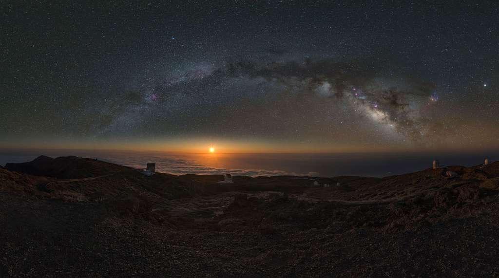 Ile de La Palma : le Mirador du Roque de los Muchachos