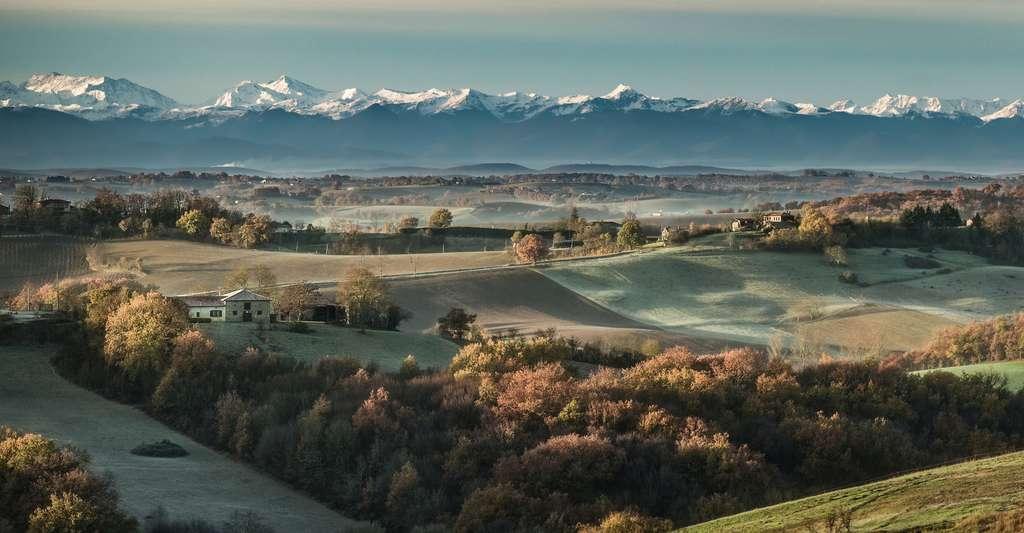 Paysage du Gers. © Marc Andreu, Fotolia