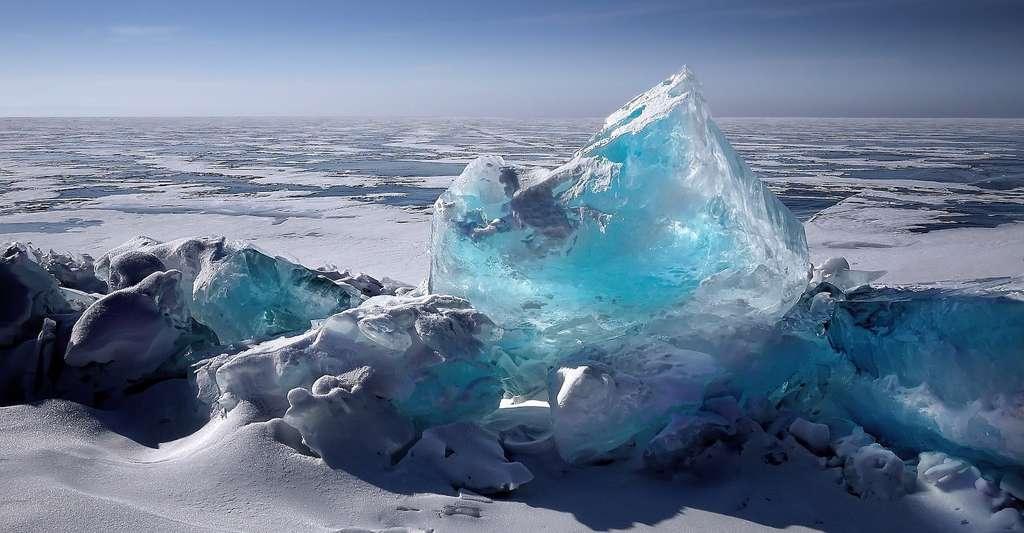 Il y a quelques centaines d'années, l'hémisphère Nord a connu un net refroidissement qualifié de Petit Âge Glaciaire. Une vague de froid que l'océan Pacifique n'aurait pas encore fini d'évacuer. © 8moments, Pixabay, CC0 Creative Commons