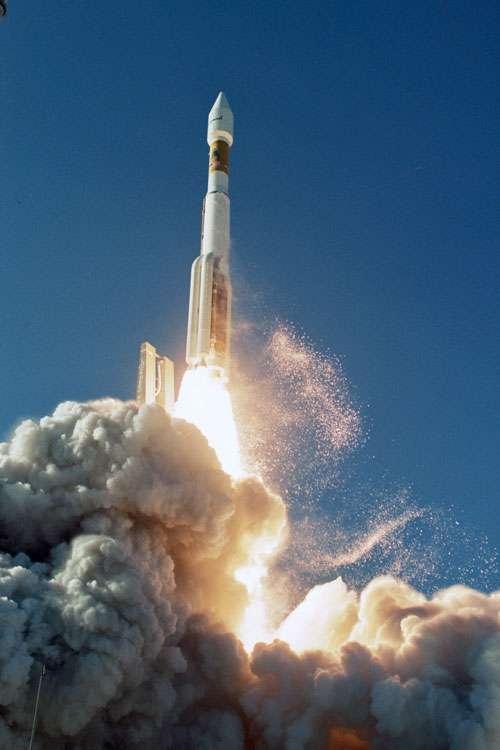Lancement réussi d'Inmarsat-4, un satcom fabriqué par EADS Astrium
