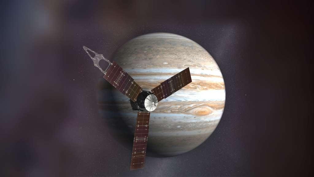 La sonde spatiale Juno