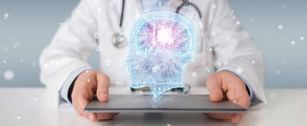 Qu'elle soit considérée comme une opportunité ou comme une menace, l'intelligence artificielle va continuer à se développer dans tous les secteurs d'activité et à faire débat. © sdecoret, Adobe Stock
