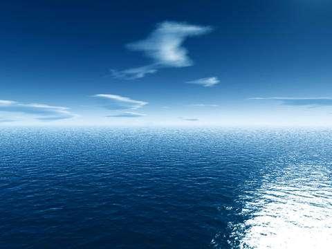 Cliquez pour découvrir d'où vient l'eau de la Terre. © DR