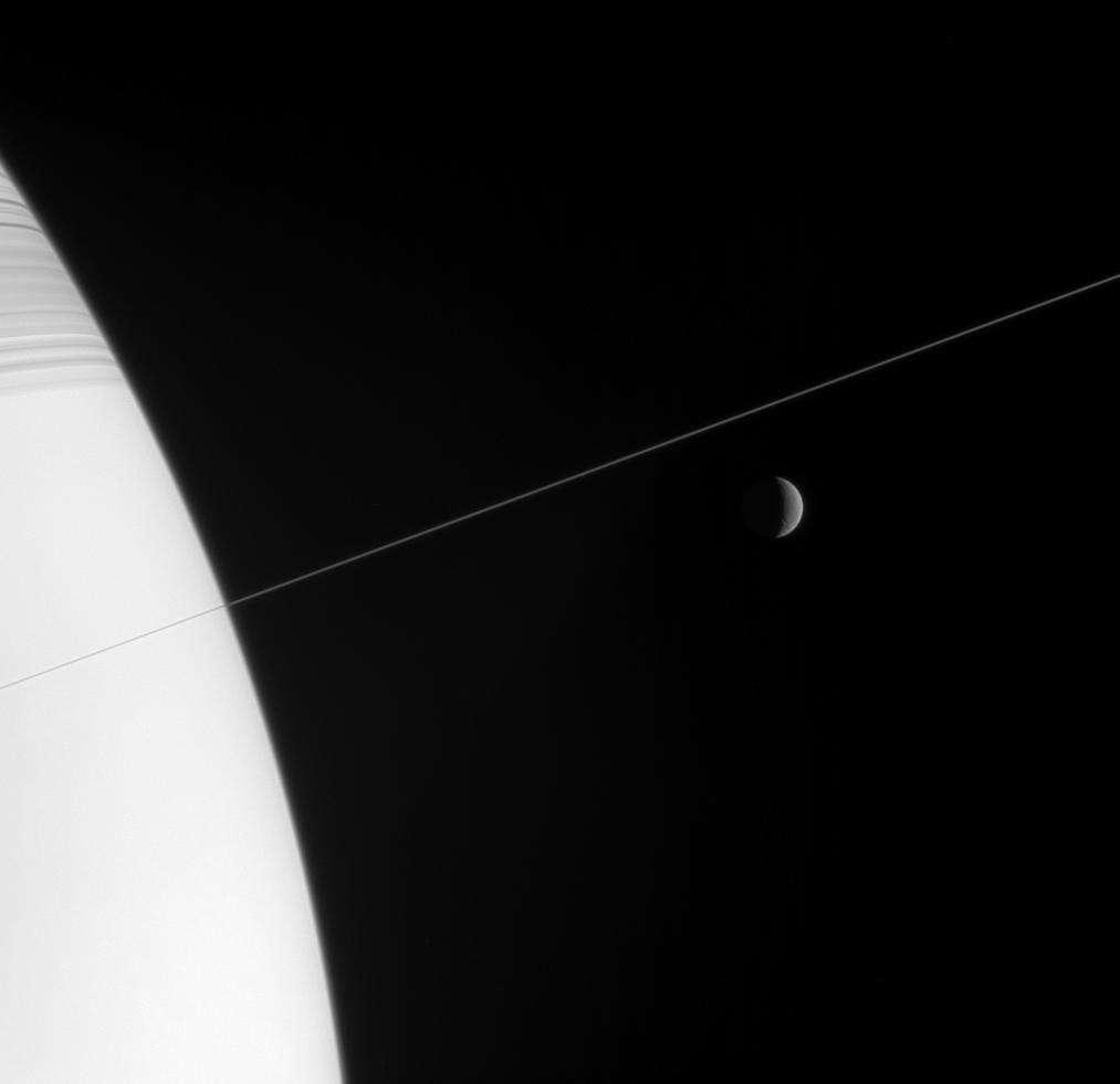 En orbite avec rhéa