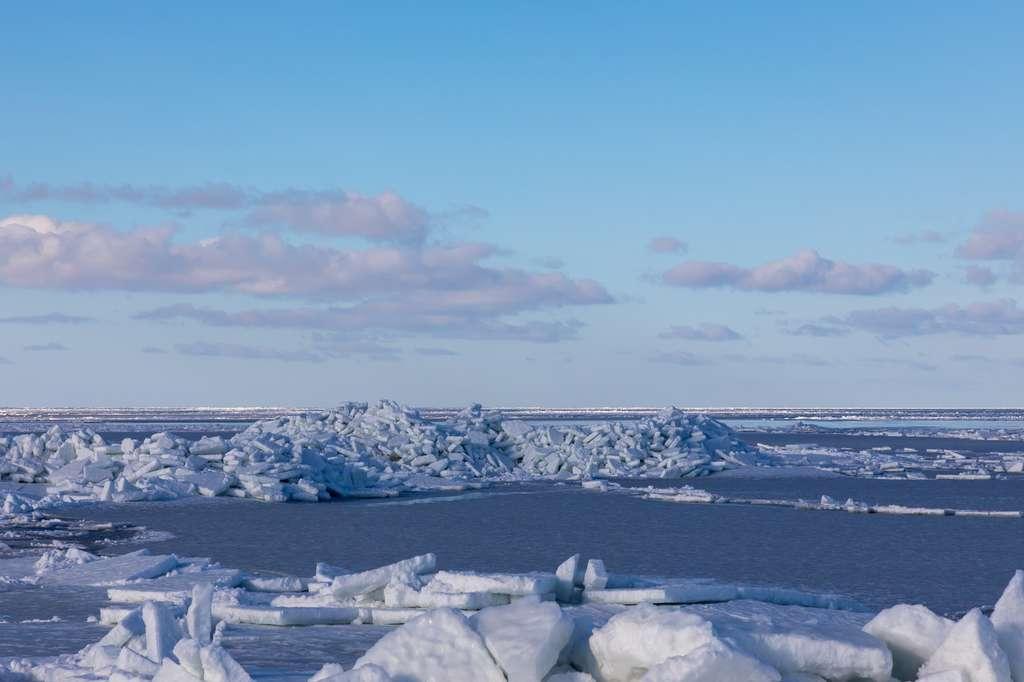 La cryosphère est au cœur des débats du réchauffement climatique. © Peteris Zalitis, Fotolia