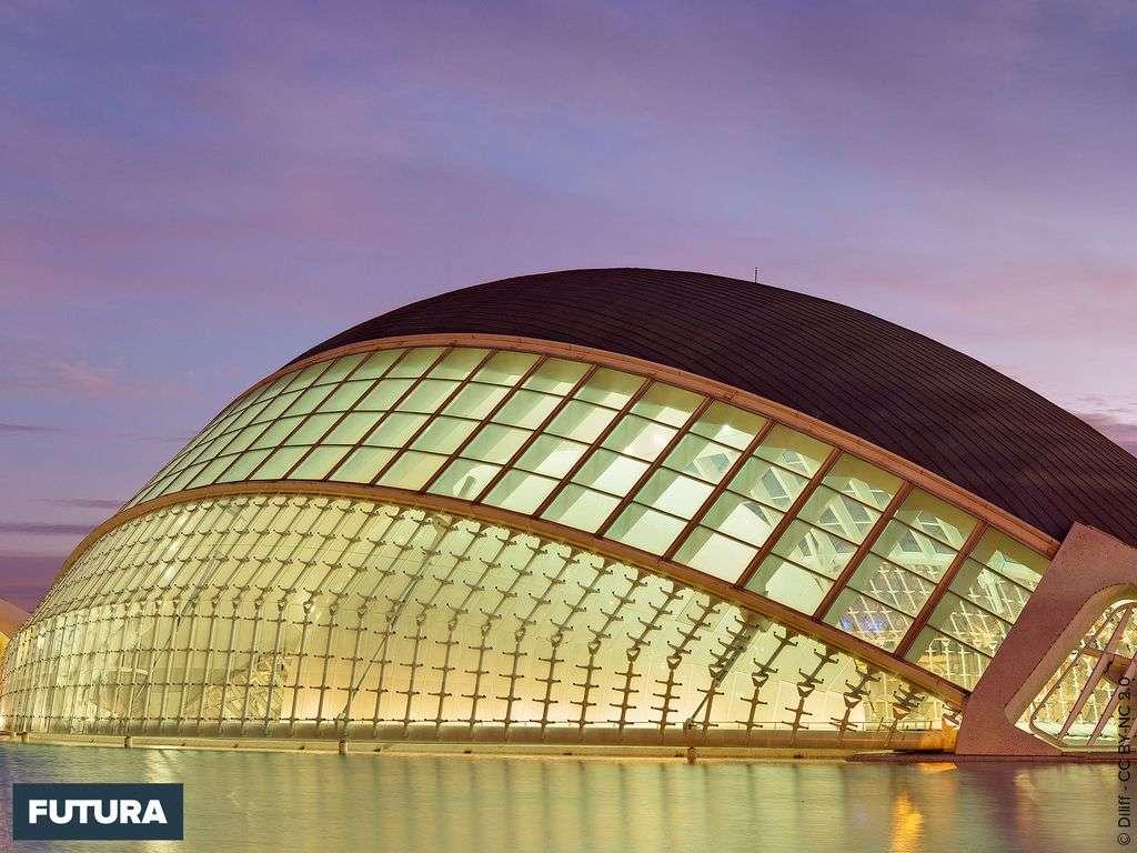 Cité des arts et des sciences - Valence Espagne
