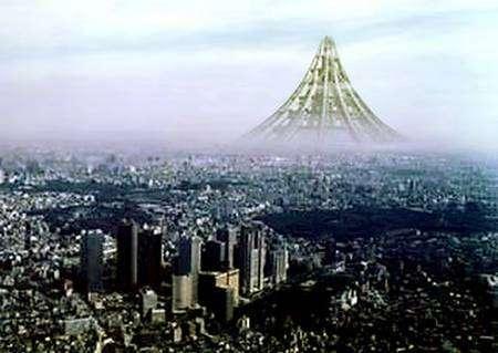 Non, ceci n'est pas le Mont Fuji... Crédit TCC.