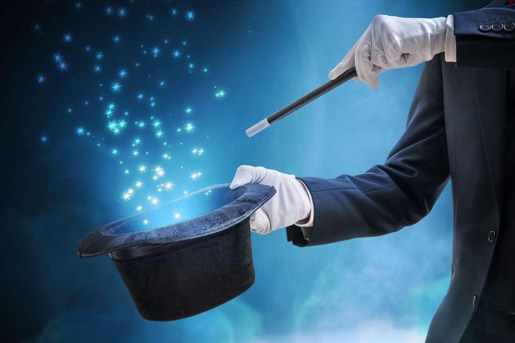 La magie ne sert pas seulement à vous faire passer un agréable moment lors d'un spectacle. © vchalup, Adobe Stock