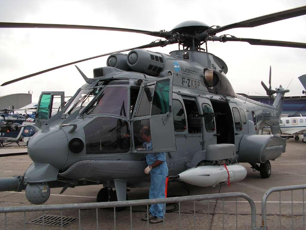Hélicoptère d'Eurocopter