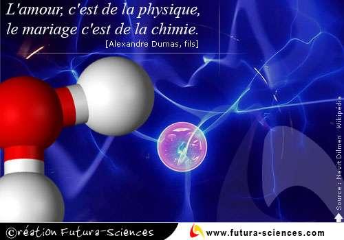 L'amour c'est de la physique
