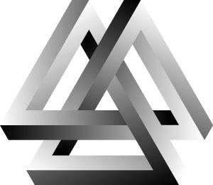 La perspective paradoxale d'Escher