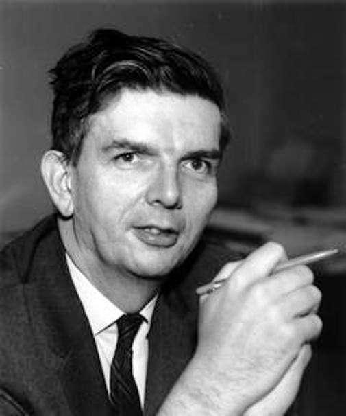 Robert Dicke était un physicien américain dont les contributions s'étendent sur un vaste domaine, de la physique atomique à la cosmologie. Il a proposé une nouvelle théorie de la gravité et a fait des tests de la théorie de la relativité générale d'Einstein. © The Trustees of Princeton University