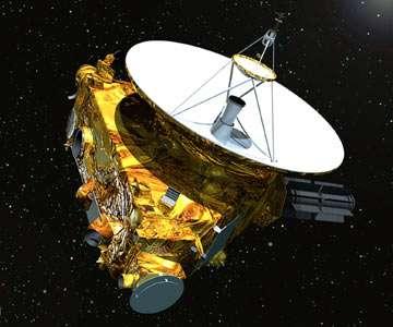 La sonde New Horizons poursuit sa route vers Pluton (qu'elle atteindra en 2016) et les humains qui s'en occupent (car il faut régulièrement converser avec elle) ne sont pas au chômage. © Nasa