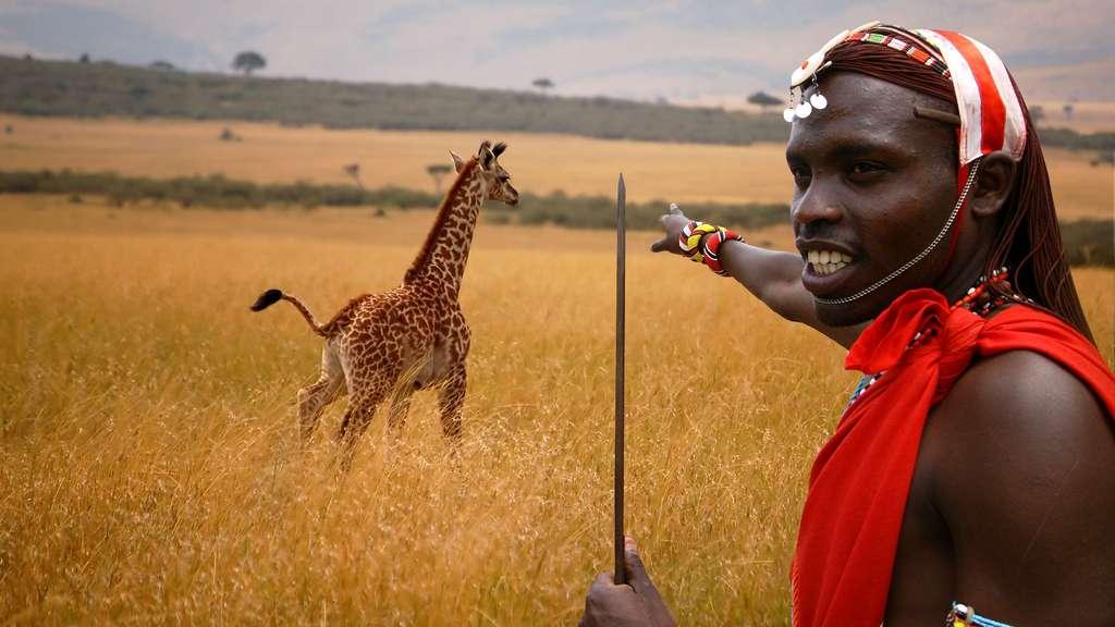 Les Maasaï, un peuple africain de guerriers semi-nomades