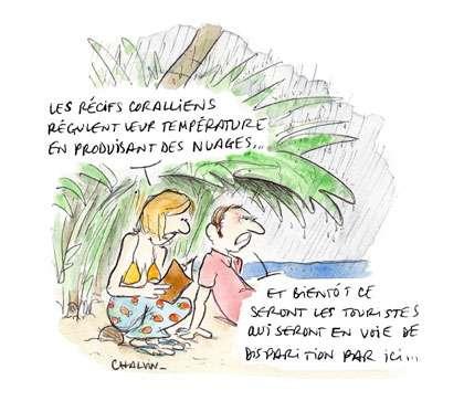 © Chalvin - Gueules d'Humour pour Futura-Sciences