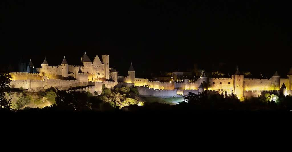 Cité Médievale de Carcassonne. © Victor Nuñez Diaz, Flickr, CC by-nc 2.0