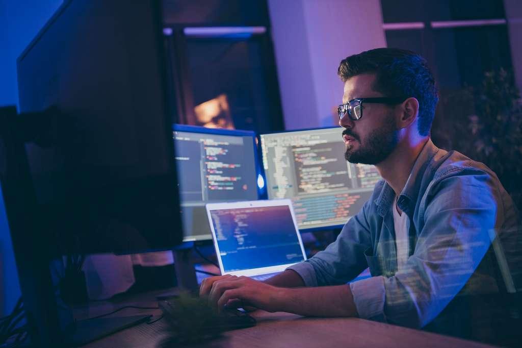 Le consultant en cybersécurité doit allier compétences techniques et capacités pédagogiques afin de faire comprendre l'importance de la sécurisation des données pour l'activité d'une entreprise. © deagreez, Adobe Stock