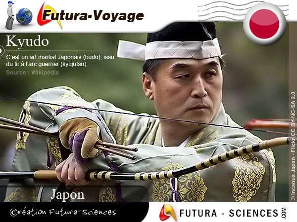 Kyudo art martial japonais