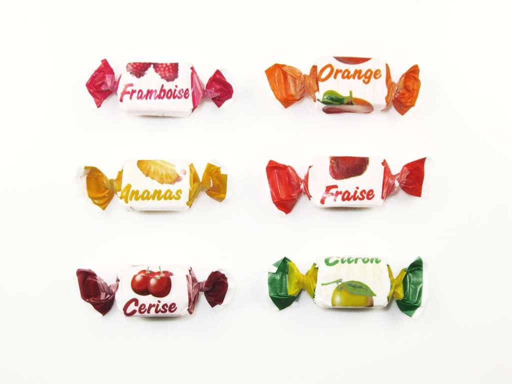 Les bonbons sans sucre apportent moins de calories que leurs équivalents sucrés et n'ont pas d'influence sur la glycémie. © Ozgur Aydin, Fotolia