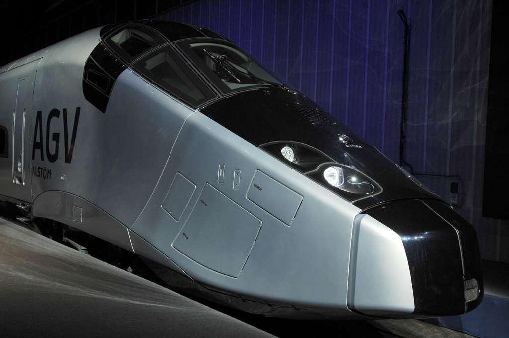 Prototype de l'AGV