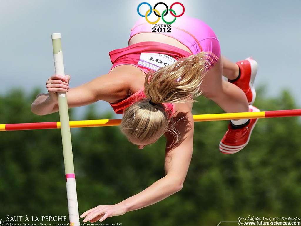 Jeux Olympiques : saut à la perche