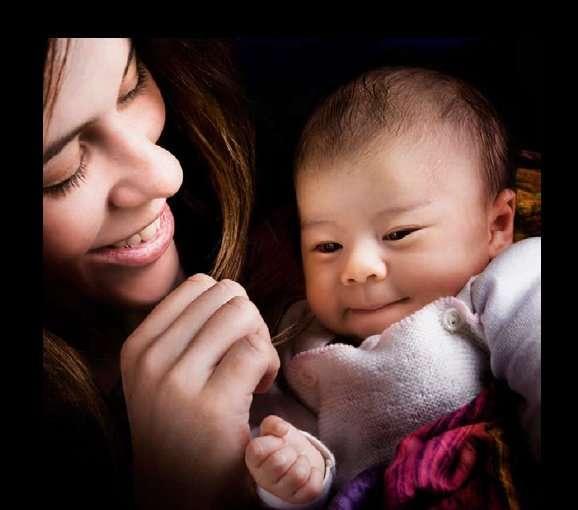 Chaque enfant additionnel représente-t-il un bonheur ou un souci de plus ? © Mona Lisa, Eurolios, Thierry Berrod
