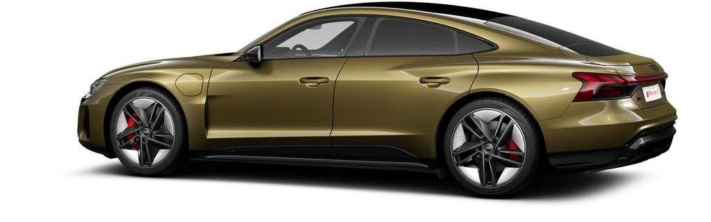 Audi RS e-Tron GT. © Audi