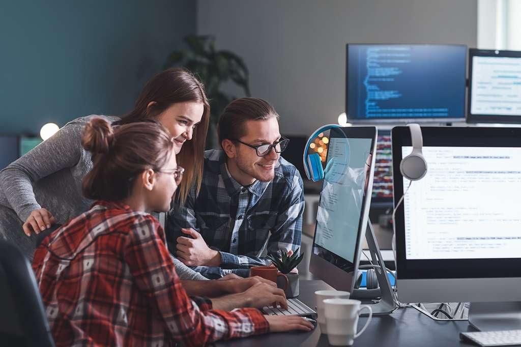 En perpétuelle évolution la cybersécurité fait apparaître de nouveaux profils professionnels. Consultant en cybersécurité, cryptologue, auditeur sont autant de parcours possibles. © Pixel-Shot, Adobe Stock.