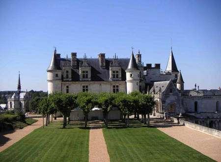 Château d'Amboise. © DR