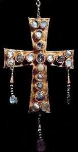 Croix votive : Wisigoth