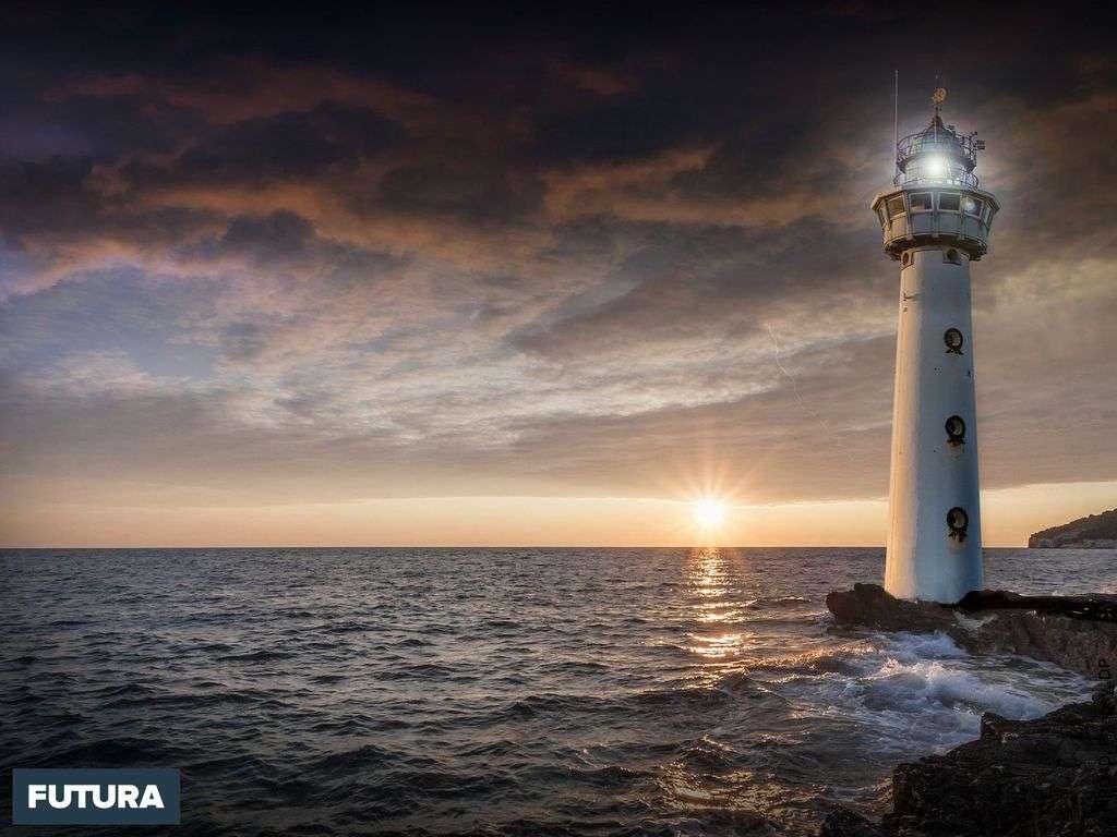 Le phare, une signalisation maritime essentielle en mer