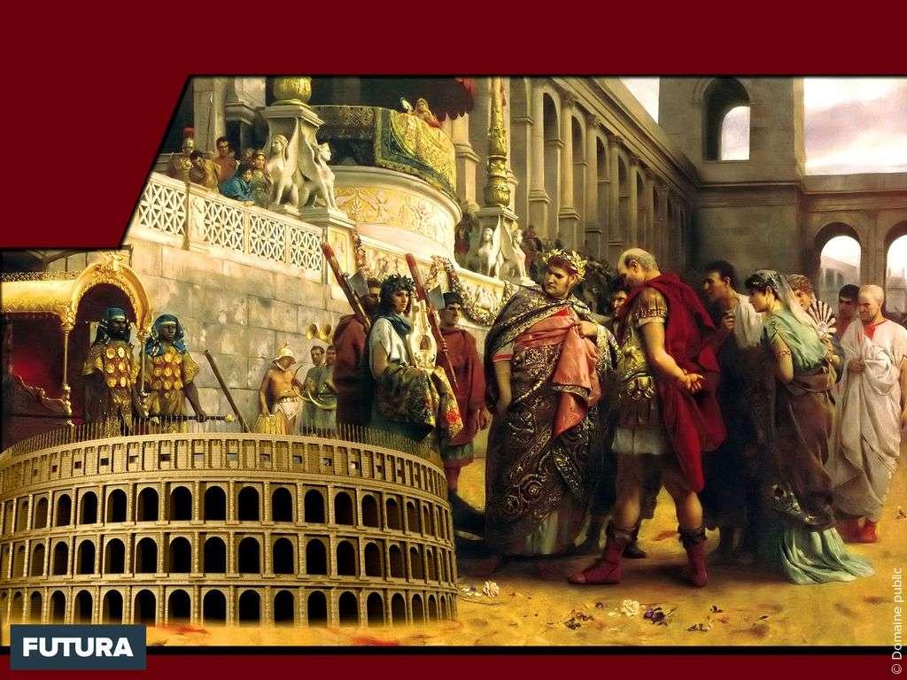 Néron et le Colisée