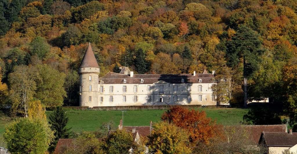 Le château de Bazoches. © Wayne77, Wikimedia, CC by-sa 4.0